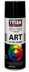 Краска аэрозольная TYTAN PROFESSIONAL ART OF THE COLOUR 9003 белая глянец 400мл